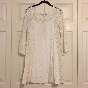NWT Solitaire Lace Summer Dress